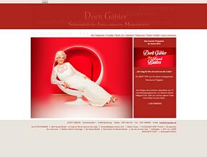 Dorit Gäbler | Schauspielerin | Entertainerin | Moderatorin