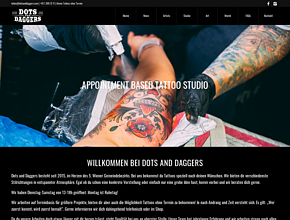 Dots and Daggers Tattoo und Piercing
