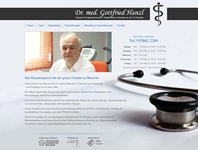 Dr. med. Gottfried Hanzl