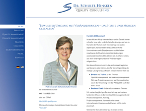 Dr. Schulte-Hinsken Quality Consulting