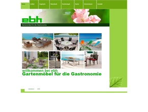 ebh gartenm bel gmbh. Black Bedroom Furniture Sets. Home Design Ideas