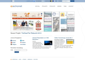 echonet webproduction