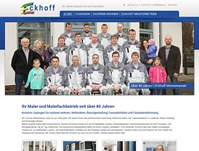 Eckhoff GmbH - Fassaden- und Raumgestaltung