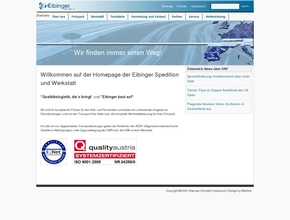 EIBINGER Spedition