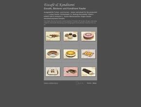 Eiscafé Bäckerei und Konditorei Kaufer