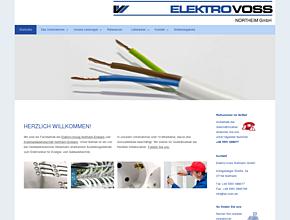 Elektro-Voss Northeim | Elektriker | Elektrotechnik | Elektroinstallationen