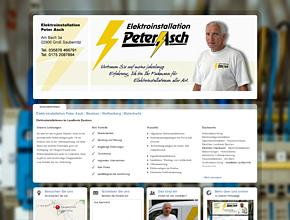 Elektroinstallation Peter Asch | Bautzen | Weißenberg | Malschwitz