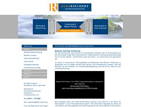Elke Riechert | Coaching | Unternehmensberatung | Kommunikationtraining