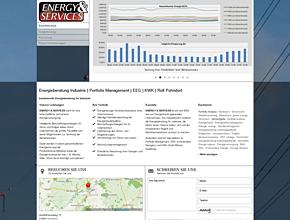 Energieberatung Industrie | Portfolio Management | EEG | KWK | Rolf Pohndorf