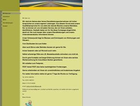 Entrümpelung | Räumung | Haushaltsauflösung | Mario Schultz - auch Raum Minden