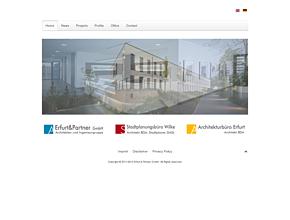 Architekten Erfurt partner gmbh architekten und ingenieurgruppe