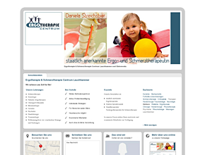 Ergotherapie & Schmerztherapie Centrum Lauchhammer