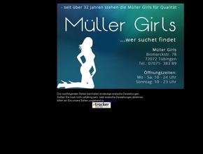 Müller Girls Tübingen