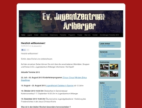 "Ev. Jugendzentrum ""Arlberger"""