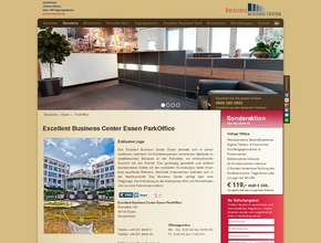 Excellent Business Centers Essen ParkOffice