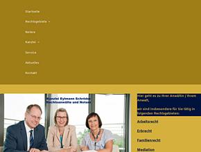 PARTNERSCHAFT EYLMANN · SCHRÖDER · RECHTSANWÄLTE & NOTARIN