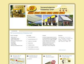 F&F Sonnenschutztechnik, Rollladenbau GmbH