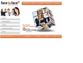 face to face consulting