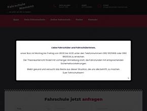 Fahrschule Detlef Niemann | PKW | LKW | Motorrad | Stade
