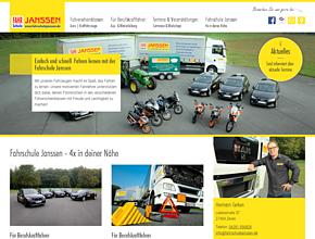 Fahrschule Janssen | Führerschein | Berufskraftfahrer-Ausbildung