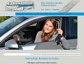 Fahrschule Rommel in Gotha | Fahrschulunterricht | Fahrsicherheitstraining