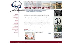 Familie Mehdorn Stiftung