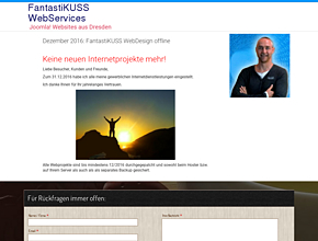 Fantastikuss WebDesign in Dresden