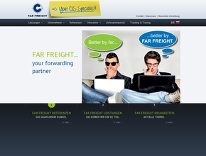 FAR FREIGHT Speditions-
