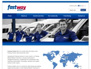 Fastway Couriers Bielefeld