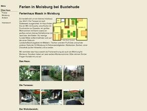 Ferienhaus am Estetal - Nähe Buxtehude