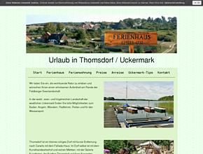 Ferienhaus & Ferienwohnung Thomas Götsch