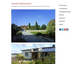 Ferienhaus, FEWO, Zimmer - Brandenburg / Havel - Havelland