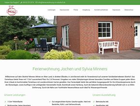 Ferienhaus Jochen und Sylvia Minners