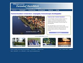 Ferienhof - Havelblick | Dauercamping | Wohnmobil-Stellplatz