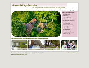Ferienhof Rademacher | Ferienwohnungen | Gästezimmer