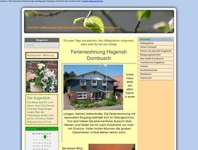 Ferienwohnung Hagenah