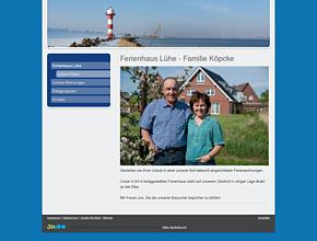 Ferienwohnung Lühe - Familie Köpcke