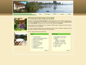 Ferienwohnung & Zimmer am Wasser in Brandenburg