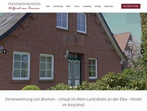 Ferienwohnungen Wilfried von Bremen