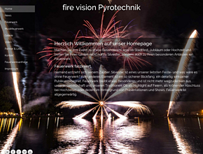 fire vision Pyrotechnik