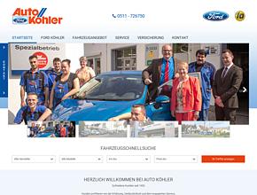 Ford Auto-Köhler