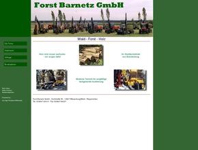 Forst Barnetz GmbH