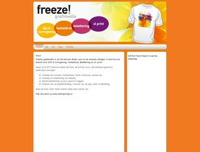 Freeze! Grafimedia