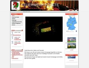 Freiwillige Feuerwehr Förste e. V.