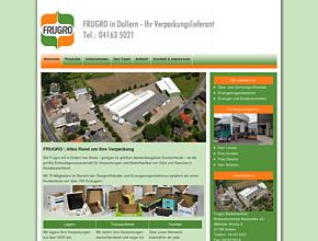 Frugro Bedarfsartikel-Einkaufszentrale Niederelbe eG | Verpackungshändler