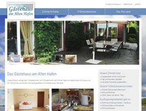 Gästehaus am Alten Hafen im Alten Land | Ferienzimmer | Nähe Hamburg