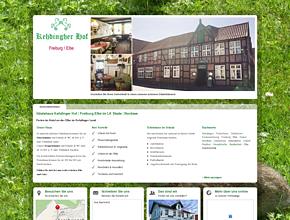 Gästehaus Kehdinger Hof | Restaurant | Saalbetrieb in Freiburg an der Elbe