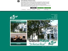 Gästehaus Schozachtal