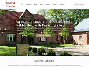 Gästehof Schnabel: Ferienwohnungen  in Elsdorf zw. Bremen & Hamburg