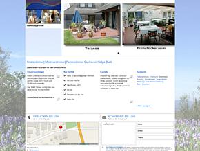 Gästezimmer| Monteurzimmer| Ferienzimmer Cuxhaven Helga Buck